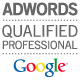 Qualified Google Adwords professionals